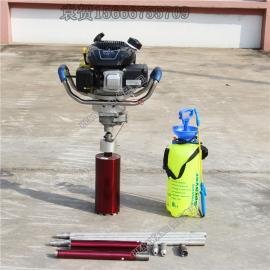 便携式勘探取芯钻机 背包钻机 小型取样钻机