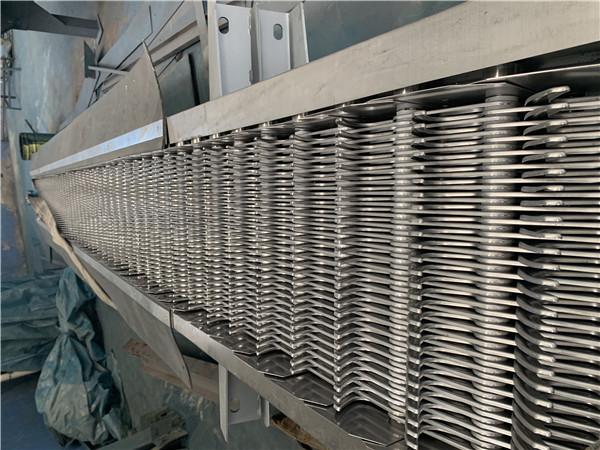 回转式机械格栅市政污水处理厂粗机械格栅不锈钢