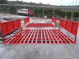 工地渣土车自动冲洗平台