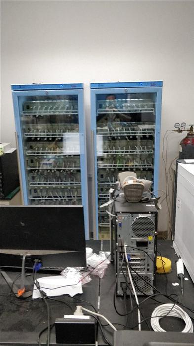 纽扣式锂电池测试恒温箱