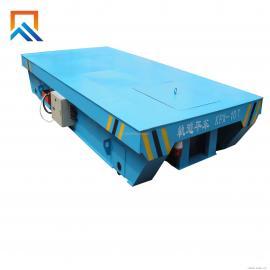 大件运输小车 10吨设备平板车 重载大电动车