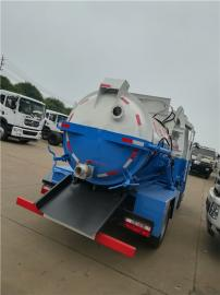 拉养殖场8吨10吨粪污转运车-污水吸粪车辆报价