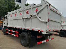 养猪厂粪便污水运输车参数-5立方5吨粪污运输车配置