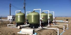 全自动除铁锰水处理设备 化工超声波清洗处理设备