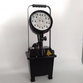 NME910防爆移动灯|强光移动防爆应急灯