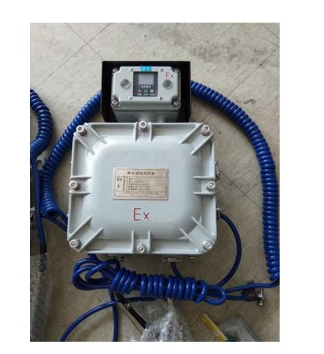 静电接地监测装置