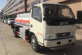 2吨油罐车和5吨油罐车区别