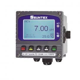 上泰仪器SUNTEX PC-3110智能型pH/ORP变送器