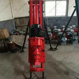 久钻机械FD-70型气电联动潜孔钻机 边坡支护