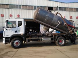 农场牧场10方粪污运输车报价-10吨粪污吸污车