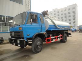 厢式12吨12立方粪污垃圾运输车-车厢可卸式垃圾车配置图报价