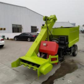 牛场养殖清粪车 有机肥清理北京赛车 清粪运粪一体机