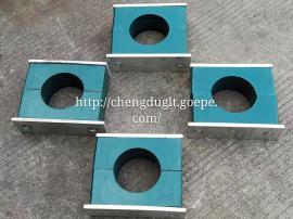 高品质全系列高强度塑料重型液压管夹THPG1-542