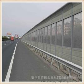桥梁声屏障 高架桥梁隔音屏障 声屏障噪声治理
