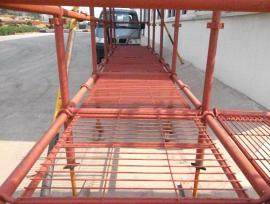工地施工钢笆片建筑钢笆网螺纹防滑钢笆片钢笆网图片
