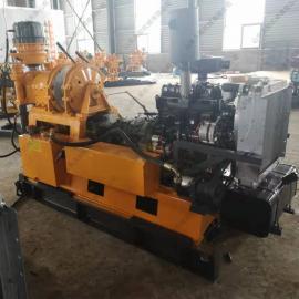 久钻大型液压地质勘探钻机XY-3岩心取样钻机