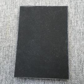 豪瑞岩棉板黑色玻纤板可用在电影院