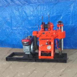 久钻百米液压岩心钻机XY-100型地质勘探钻机