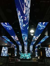 天幕LED软模组现货/天幕LED显示屏多少钱一平方/LED显示屏型号