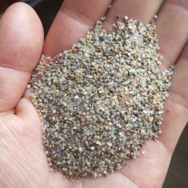 油田压裂支撑剂天然圆粒石英砂