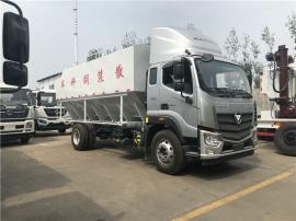 福田欧马可猪场运料车 10吨饲料运输专用车购车电话