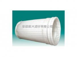 凯兴涤纶PE聚酯纤维防静电超低排放覆膜除尘布袋