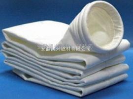 凯兴PTFE针刺毡耐酸碱、耐高温、耐氧化超低排放覆膜除尘布袋