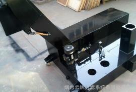 铣气门室机床排屑机水箱更换方案