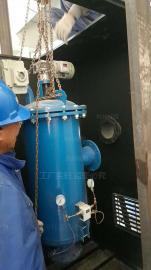 全尺寸可定做管道式自清洗过滤器压差式网式自清洗过滤器