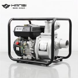 便携式2寸汽油水泵 农业灌溉用