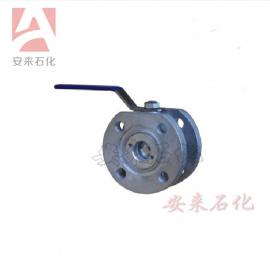 Q41F铝合金槽车球阀 铝合金球阀 铝合金圆形球阀
