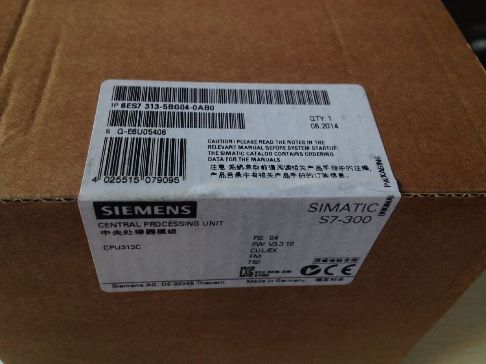 6ES7321-1FH00-4AA1西门子