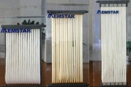 中空纤维美能超滤过滤膜,操作压力0.6mpa帘式1525超滤膜组件