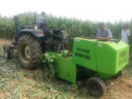 多功能秸秆打捆机 小麦秸秆捡拾打捆机 牧草打捆机