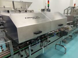 制药厂除尘 灌装室真空清扫系统 罐装室粉尘清扫系统