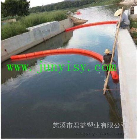 直径200长1000河道水库拦截渣子塑料PE浮筒