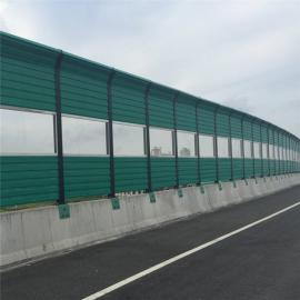 金�俨馁|�屏障-�F路路基消音板施工-公路隔音屏生�a�S