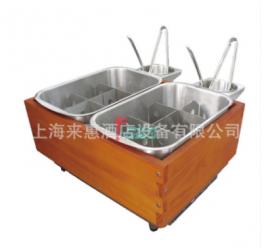 赫高 IRCTHW-2R 5.5L*2台上电磁关东煮机(双锅远程控制面板)