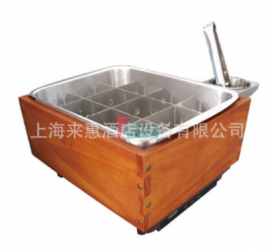 赫高 IRCTHW-1 13L台上式电磁关东煮机(单锅嵌入式控制面板)