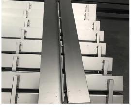 不锈钢线性排水沟盖板单缝不锈钢热镀锌盖板