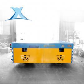百特智能 电动平车锅炉测温运输设备轨道电动平板车数控自动化控制车 AGV