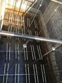 进口可提升管式曝气器,进口微孔管式曝气器 曝气头