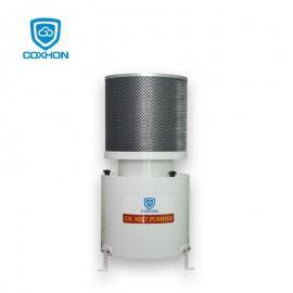 工业油烟油雾净化器 工业加工CNC大风量静电式油雾收集器