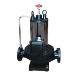 屏蔽管道泵