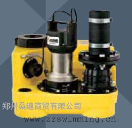 一�w式污水提升器Compli 300E