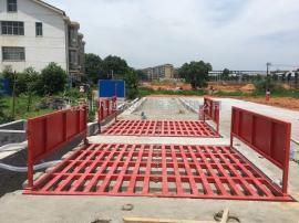 建筑工地全自动洗车池,泥头车辆冲洗平台