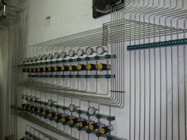 实验室供气管道工程