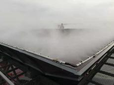 九九环保干雾抑尘装置的工作原理