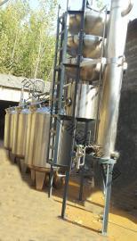 白兰地蒸馏机组设备鑫华轻工机械做工精良,出酒口感好