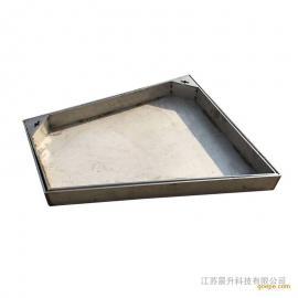 不锈钢井盖 不锈钢隐形井盖方形井盖装饰井盖不锈钢方形井盖